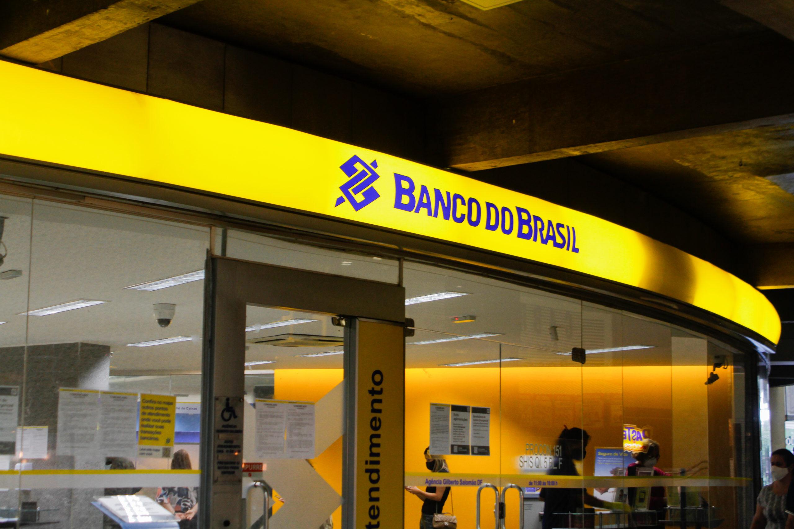 Foto Banco do Brasil Gilberto